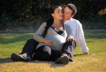 Eileen y Matias Embarazo