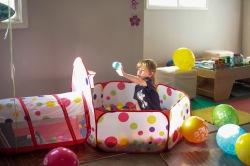 Jasmine's 1st Birthday (Leilani B'Smith Photography)-5610