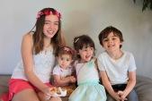 Jasmine's 1st Birthday (Leilani B'Smith Photography)-5625